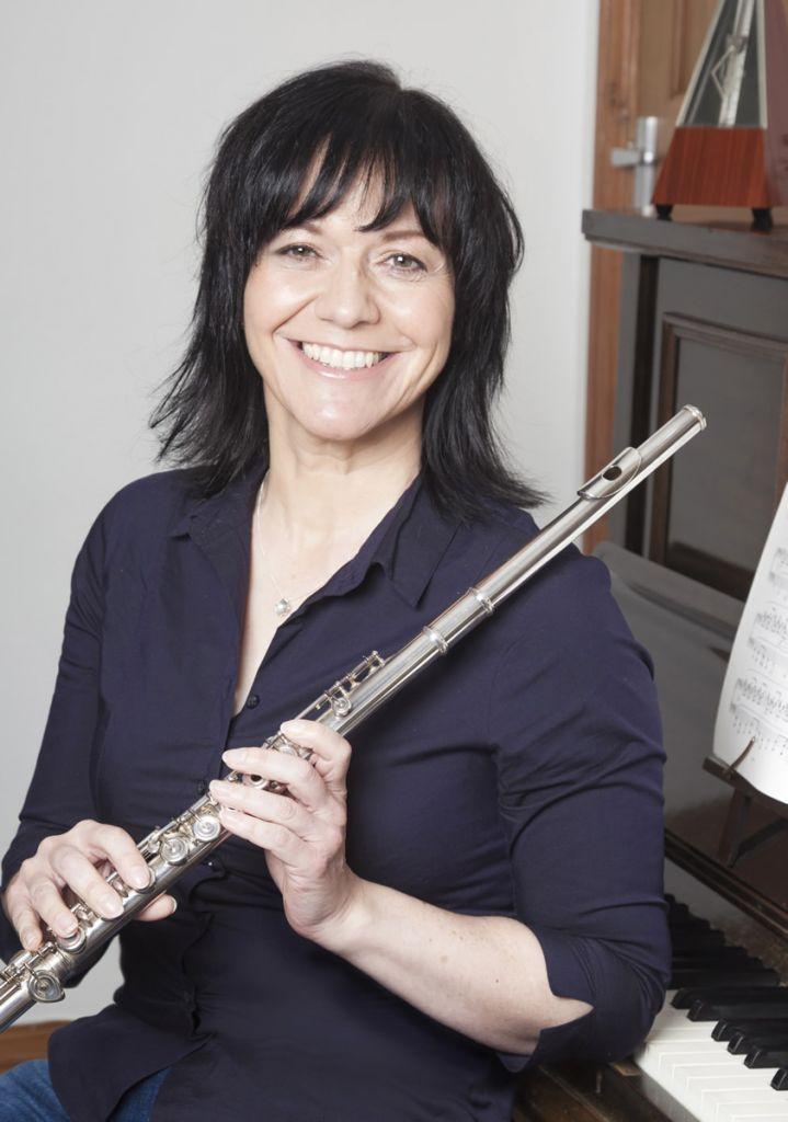 Fiona Robinson, music teacher in Sheffield
